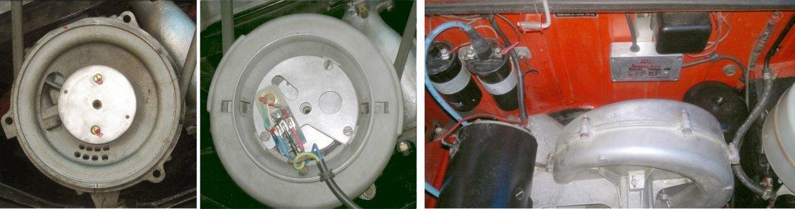 système de capteur magnétique